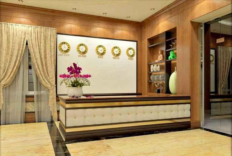 LOBBY Khách sạn Hà Nội 2 (Thanh Hoa)