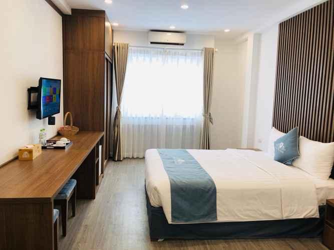 BEDROOM Ngoc Han Hotel Hanoi