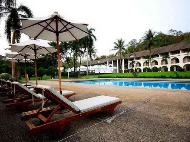 SWIMMING_POOL Bangpra Resort Hotel