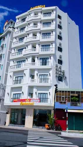 EXTERIOR_BUILDING Hanatel Hotel