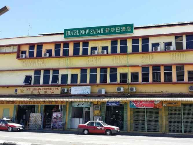 EXTERIOR_BUILDING Hotel New Sabah Sandakan