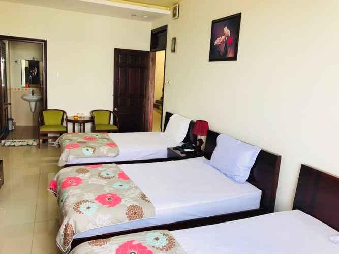 BEDROOM Khách sạn Sĩ Kim Tuy Hòa