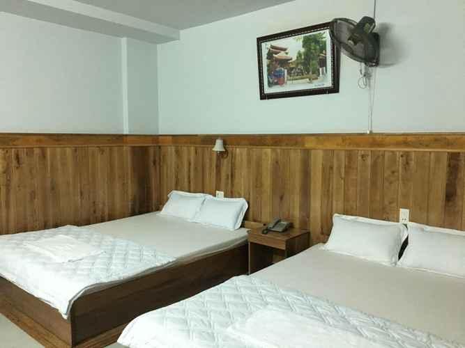 BEDROOM Khách sạn Lâm Trà 2