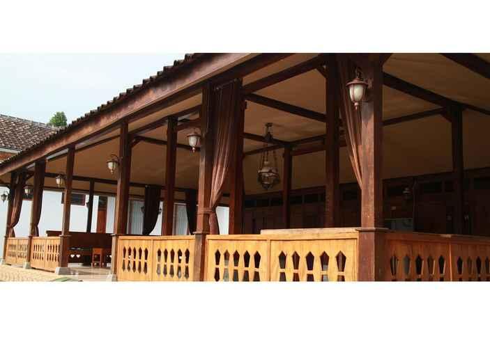 EXTERIOR_BUILDING Griya Limasan Hotel