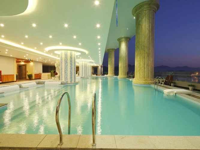 SWIMMING_POOL Bavico International Hotel Nha Trang
