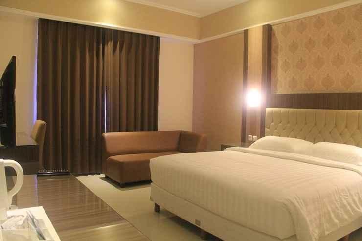 BEDROOM COR Hotel Purwokerto