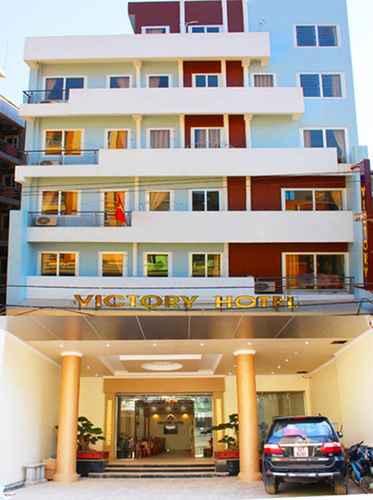 EXTERIOR_BUILDING Khách sạn Victory
