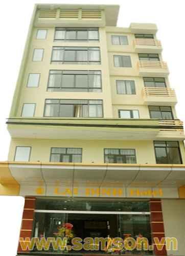 EXTERIOR_BUILDING Khách sạn Lai Dinh