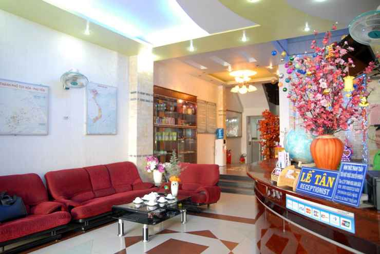 LOBBY Khách sạn Hoa Anh Đào Tuy Hòa