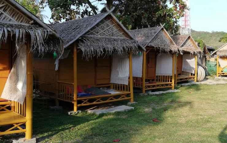 Lanta A&J Klong Khong Beach Krabi - Bamboo Fan Shared Bathroom