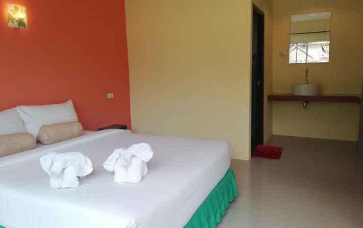 Lanta A&J Klong Khong Beach Krabi - Standard Aircon Room Garden View