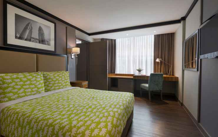 Melia Kuala Lumpur Kuala Lumpur - Family Room (Room Only) (BF1)