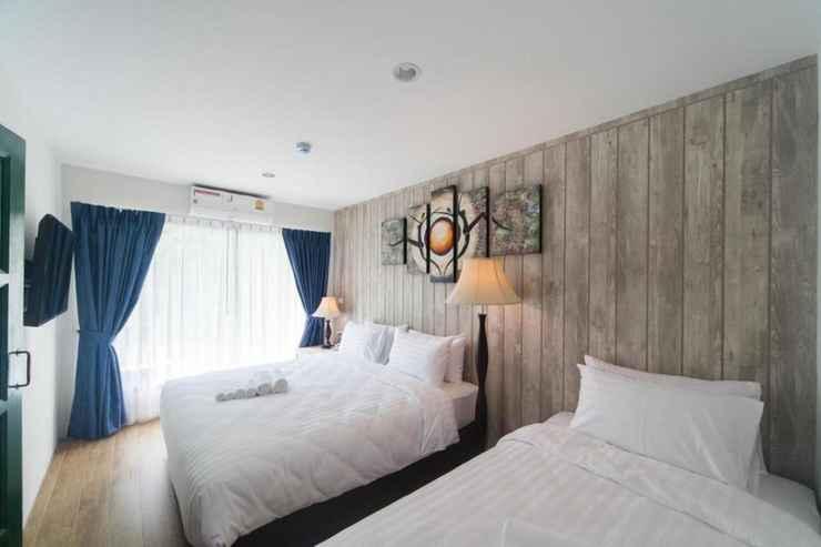 BEDROOM Anchan Laguna Hotel Khonkaen