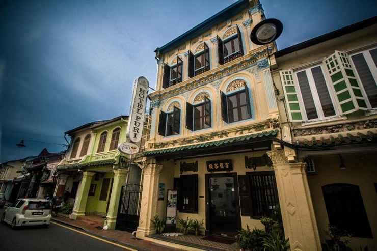 EXTERIOR_BUILDING Hotel Puri Melaka
