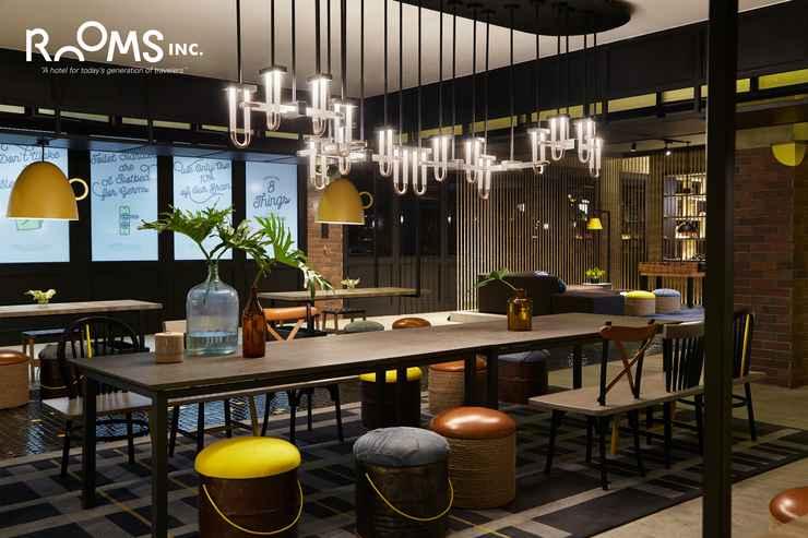 BAR_CAFE_LOUNGE Rooms Inc Hotel Pemuda