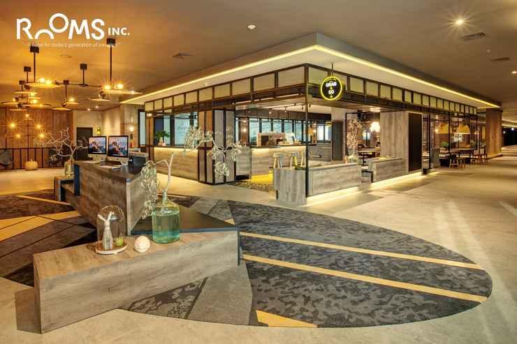 LOBBY Rooms Inc Hotel Pemuda