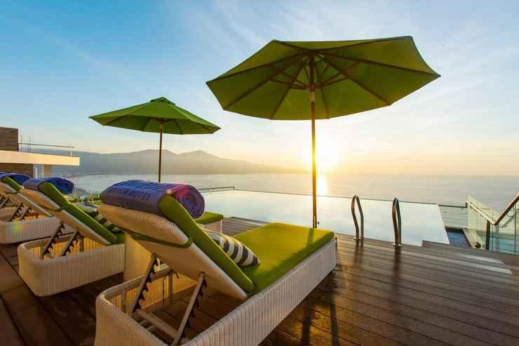 SWIMMING_POOL Khách sạn Mandila Beach Đà Nẵng