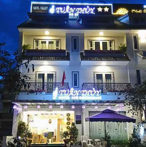 EXTERIOR_BUILDING Khách sạn Tuấn Thủy Đà Lạt