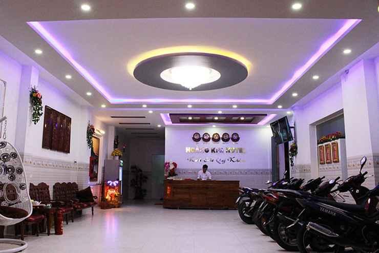 LOBBY Khách sạn Hoàng Kim Tuy Hòa