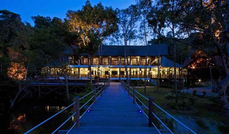 LOBBY Bunga Raya Island Resort