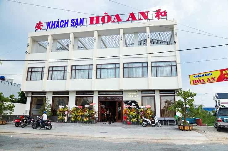 EXTERIOR_BUILDING Hoa An Hotel Rach Gia