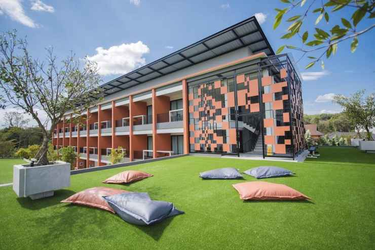 EXTERIOR_BUILDING โรงแรมพิมดารา