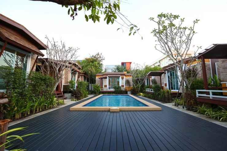 SWIMMING_POOL Resort M Bangkok