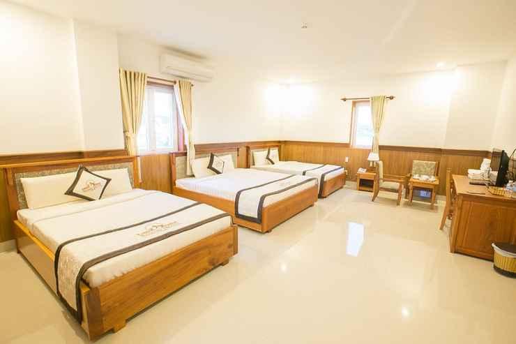 BEDROOM Aquaki Resort & Spa Ha Tien