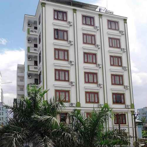 EXTERIOR_BUILDING Khách sạn New Star Sầm Sơn