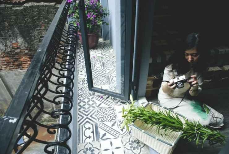 LOBBY Chao Hanoi Homestay