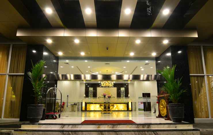 LOBBY Grand Keisha Yogyakarta
