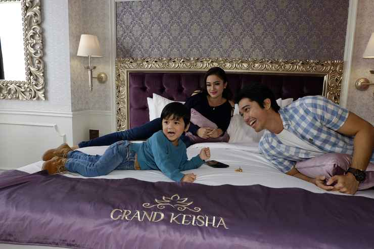 BEDROOM Grand Keisha Yogyakarta