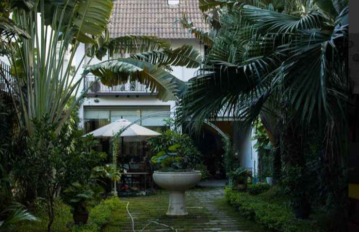 EXTERIOR_BUILDING Rose Garden Homestay