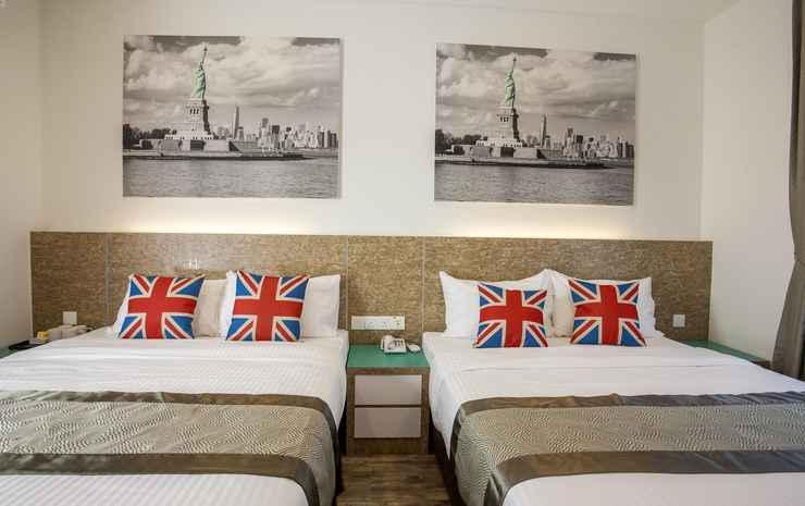 Natura Hotel Johor - Deluxe Family Room