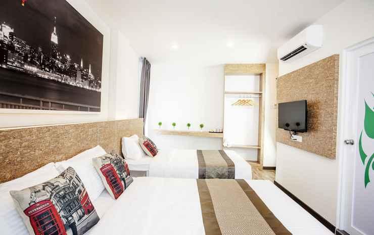 Natura Hotel Johor - Deluxe Triple Room