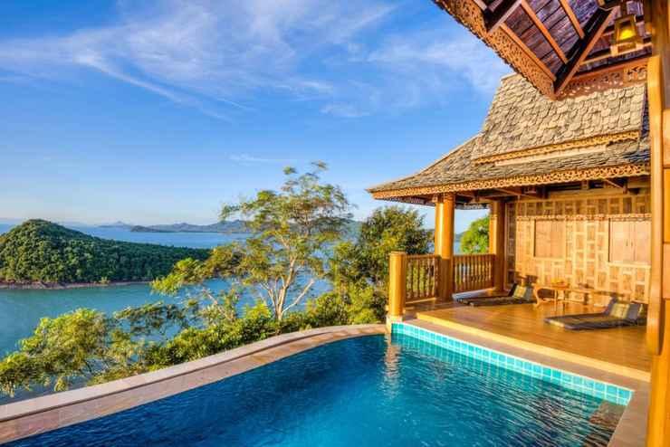 BEDROOM Santhiya Koh Yao Yai Resort & Spa