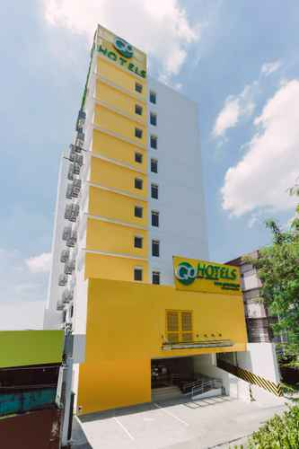 EXTERIOR_BUILDING Go Hotels Cubao