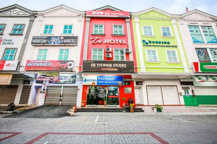 EXTERIOR_BUILDING De Hotel Teluk Intan