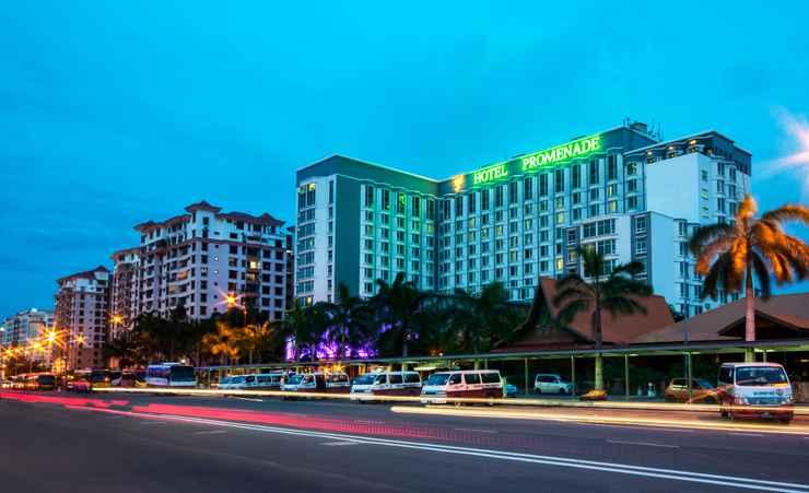 EXTERIOR_BUILDING Promenade Hotel Kota Kinabalu
