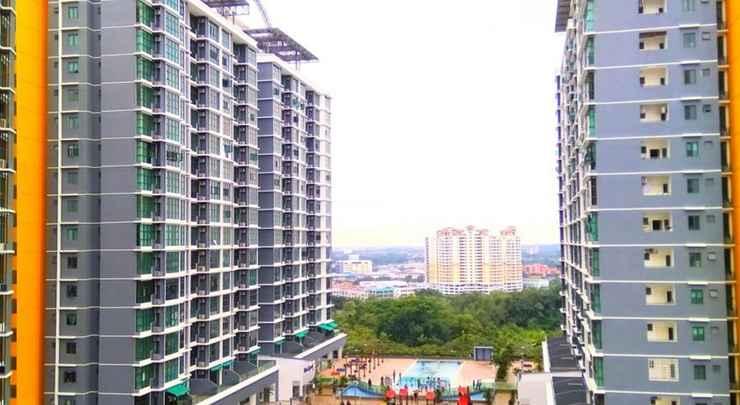 EXTERIOR_BUILDING Shah Suites Vista Alam