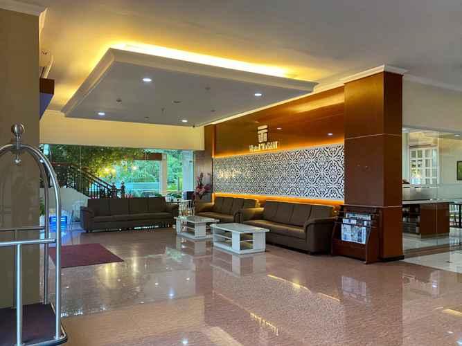 LOBBY Hotel Tosan Solo Baru