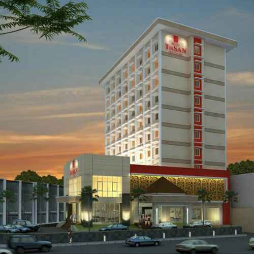 EXTERIOR_BUILDING Hotel Tosan Solo Baru