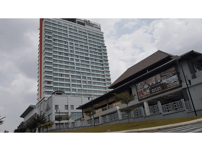 EXTERIOR_BUILDING Tenera Hotel