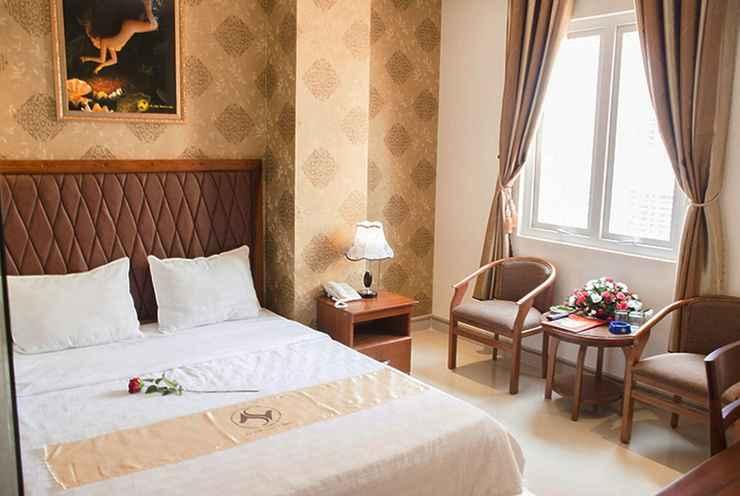 BEDROOM Au Viet Hotel Pleiku