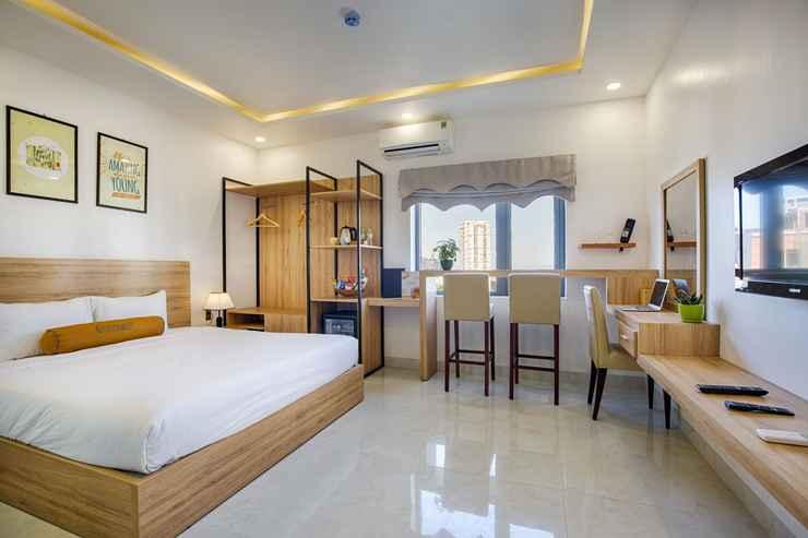 BEDROOM Khách sạn Continent Đà Nẵng