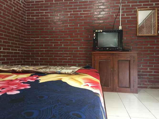 BEDROOM Value Room in Indrayanti Beach at Joglo Watukelir