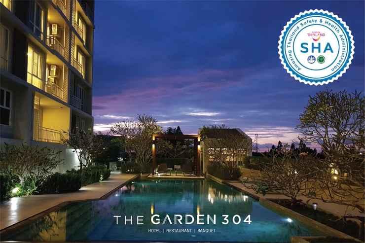 EXTERIOR_BUILDING The Garden 304
