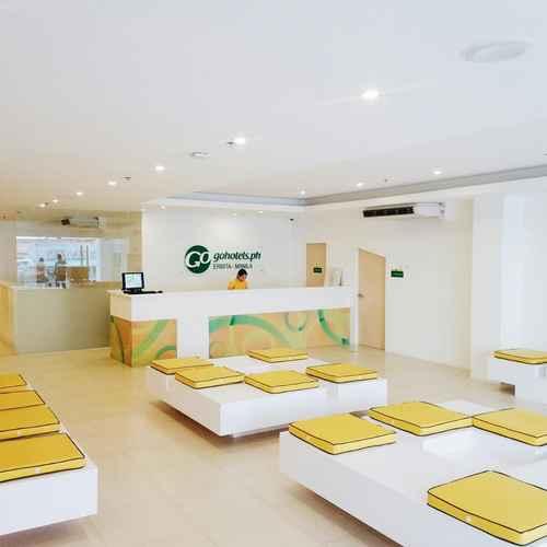 LOBBY Go Hotels Ermita - Quarantine Hotel