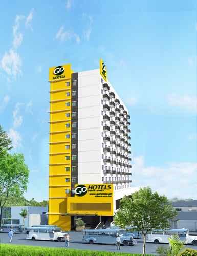 EXTERIOR_BUILDING Go Hotels Ermita - Quarantine Hotel