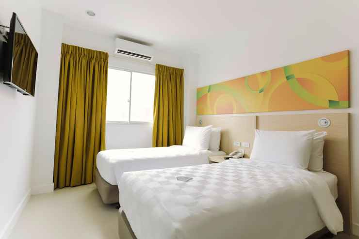 BEDROOM Go Hotels Ermita - Quarantine Hotel